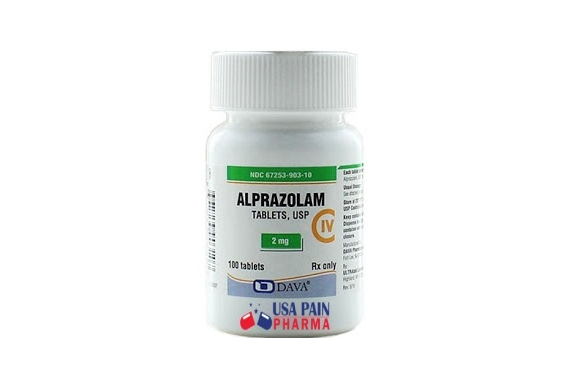 Alprazolam used for Anxiety