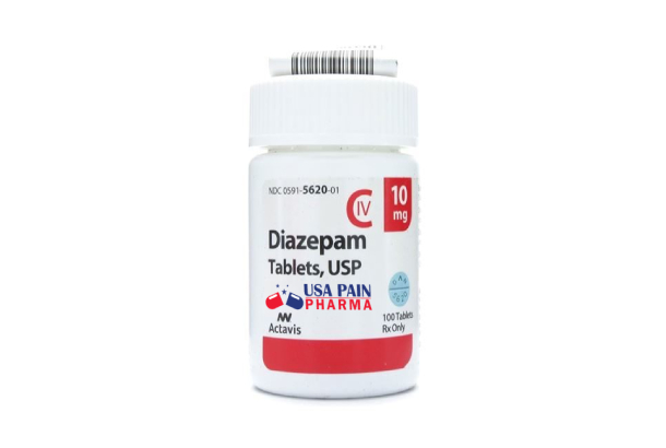 Diazepam used for Anxiety Disorder