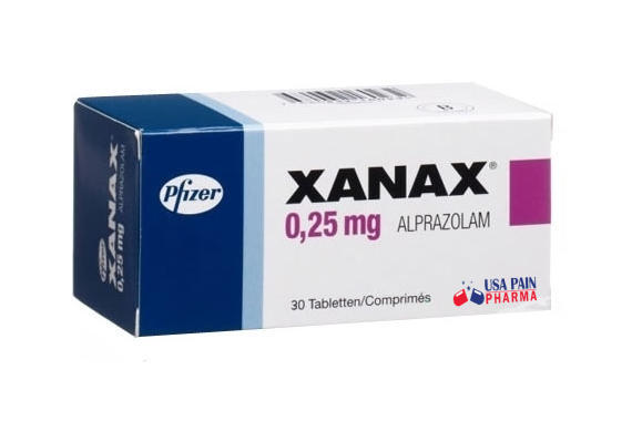 Xanax used for Anxiety